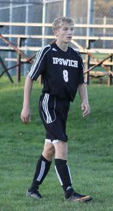 Boys Soccer player David Dick