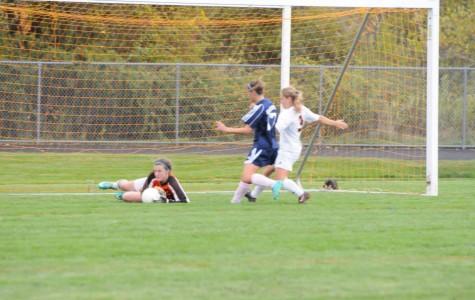 Girls Soccer Team Is On Fire!