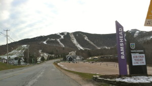Killington Mountain getting ready for the upcoming season.