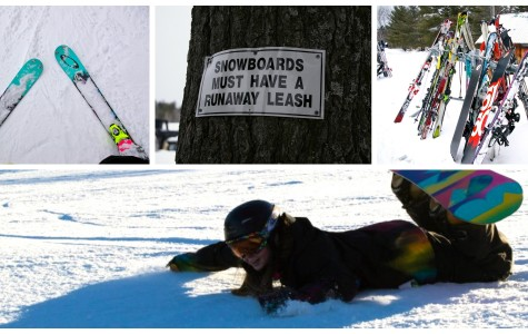 Skiing vs. Snowboarding: Battle of the Snowsports