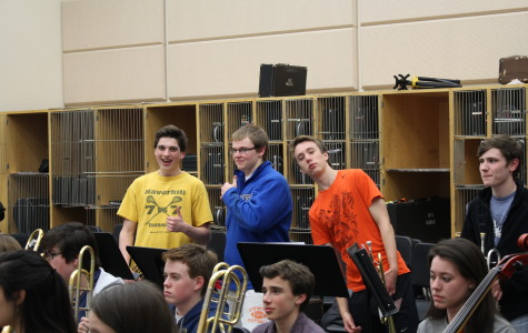 Ipswich High School Jazz Band: Yet Another Year of Glory