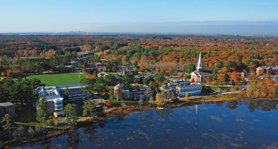 Gordon+College+in+Beverly%2C+Massachusetts.