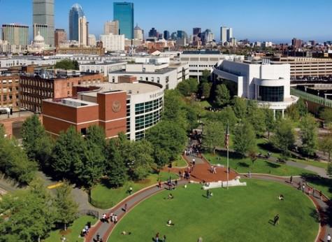 Northeastern University in Boston, Massachusetts.