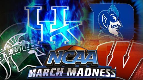 MARCH MADNESS 2015!
