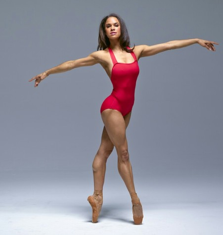 "Misty Copeland, photo by ""Atlanta Black Star"""