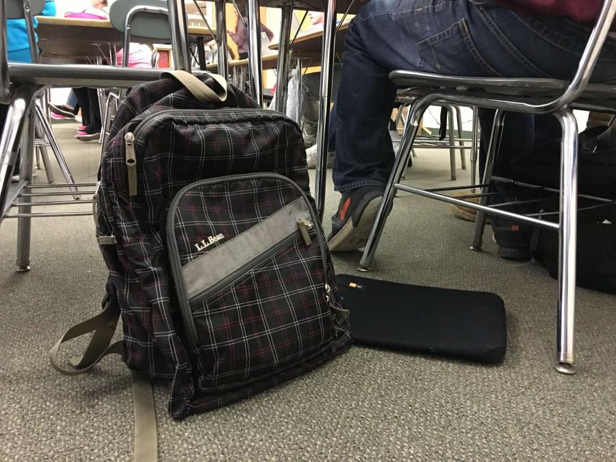 Ipswich High Backtracks on Backpacks