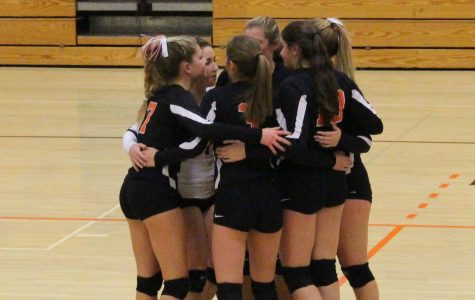 Volleyball: Bumping and 'Setting' Their Place in the Varsity League