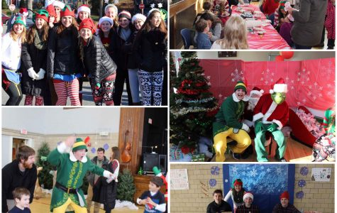 Interact's Holiday Festivities Focus on Helping the Community