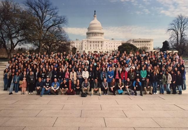 Close Up Washington D.C.