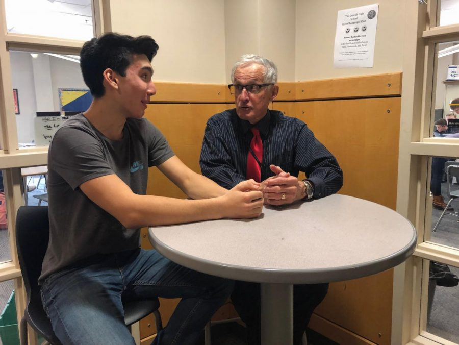 Midterm Elections: Are Ipswich High School Students Aware of Anything?