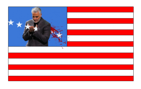 The Stars and Stripes Strike Soleimani