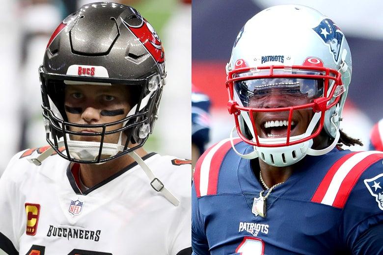 Tom Brady vs. Cam Newton