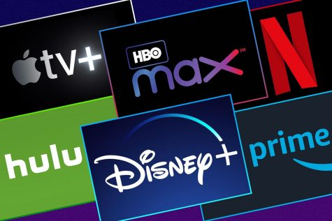 TV Show an Movie Stations and Streaming Services