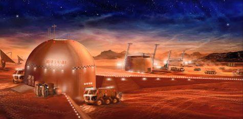 Next Stop: Mars